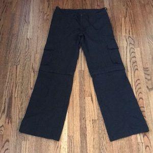 prAna Women's Monarch Convertible Pant - Size 10